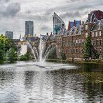Dutch Parliament. Den Haag, Netherlands 