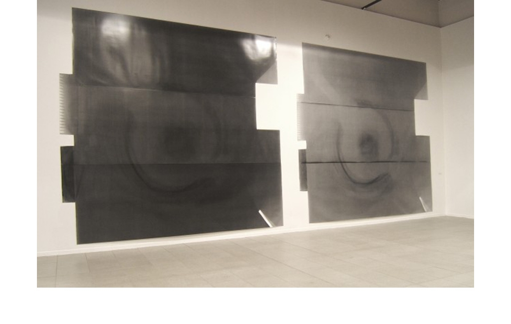 Fabio Sandri, Room, 2004/08 -  Direct imprinting of the rooms of apartment on photographic paper
