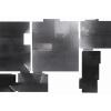 Fabio Sandri, Apartment, 2004/08 -  Direct imprinting of the rooms of apartment on photographic paper