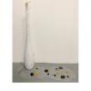 Mo Kong, Echo: China, 2019 - Diffusore, lumache di mare, gomma, pietre incise, profumo fatto a mano con mandarino, anice, legno di sandalo, osmanto, 45 x 48 x 80 cm