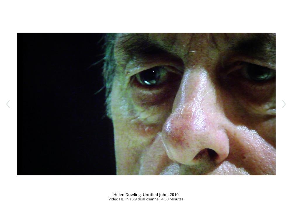 Helen Dowling, Untitled John, 2010
