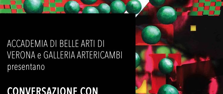 """Amanda Beech   Conferenza """"Cause and Effect""""   Accademia di Belle Arti di Verona   25.05.2019 – Ore 18.00"""