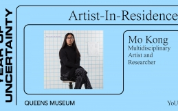 "MO KONG | ""Year of Uncertainty"" Artists-In-Residence 