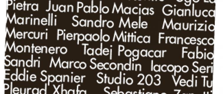 Fabio Sandri- Natacha Anderes | Lavoro/Work/Vore