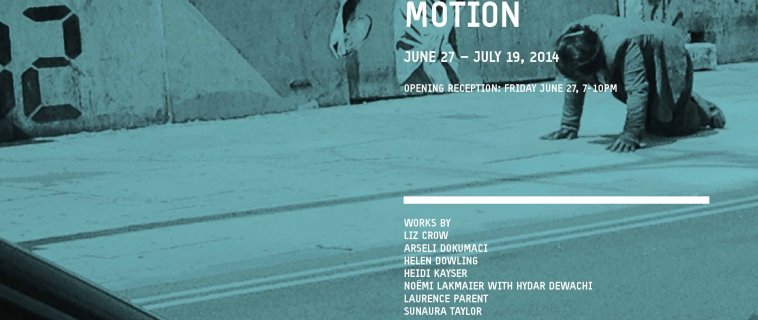 HELEN DOWLING | PERFORMING CRIP TIME: BODIES IN DELIBERATE MOTION | JUNE 27 – JULY 19