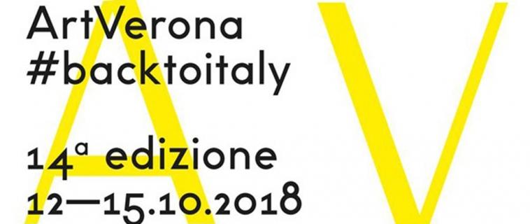 ArtVerona 2018 | 12 – 15 Ottobre | NEWS FIERA